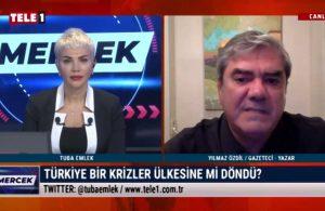 Yılmaz Özdil, AKP'nin oylarının erimesinin nedenlerini madde madde anlattı