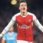 Zenit'in Mesut Özil, paylaşımı sosyal medyada gündem oldu