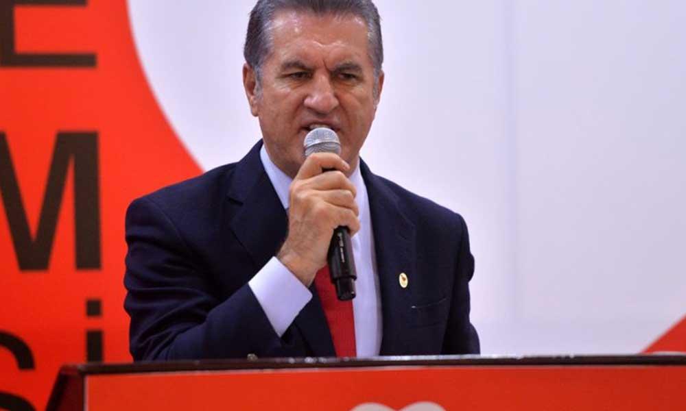 Mustafa Sarıgül'den cumhurbaşkanı adaylığı açıklaması