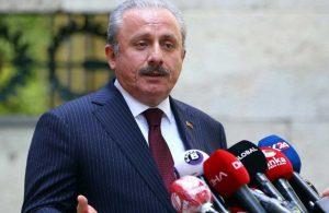 Şentop'tan HDP açıklaması: Anayasamızda parti kapatma var, bir ilk değil