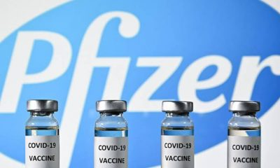 Pfizer aşısına bir onay daha