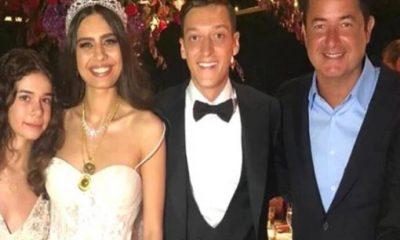Acun Ilıcalı, Mesut Özil'in eşine program teklifi yaptı