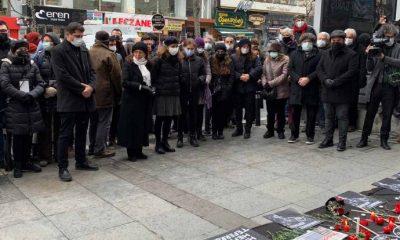 Hrant Dink, katledilişinin 14'üncü yılında anıldı: Acımızı dile getirmekten utanır olduk