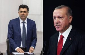 Erdoğan'ın 'Kaftancıoğlu militan' sözlerine CHP'den ilk tepki