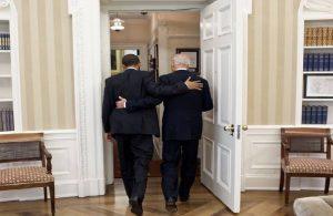 Barack Obama'dan Biden paylaşımı: Senin zamanın