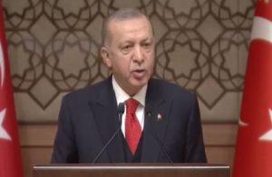 Erdoğan: Ahlak ve kültür bozulursa adalet yolunu şaşırır