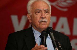"""Vatan Partisi'nde 'Perinçek' istifaları: """"Bir devrimcinin bu partide işi kalmamıştır"""""""
