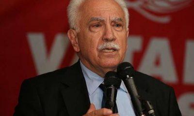 Vatan Partisi'nde 'Perinçek' istifaları: 108 üye partiden ayrıldı
