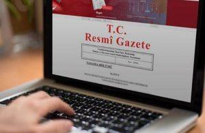 Danıştay ve AYM üyeleri Resmî Gazete'de yayımlandı
