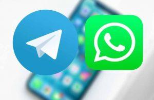 WhatsApp sohbet geçmişi 7 adımda Telegram'a taşınabilecek