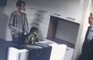 Hemşireyi bıçakla rehin alan kişi tutuklandı