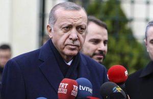 Erdoğan: Almanya ile ortak aşı üretimi söz konusu