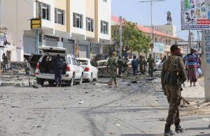 Somali'de Türk firmasının şantiyesine intihar saldırısı: 5 kişi hayatını kaybetti