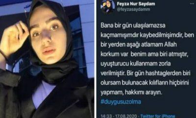 Feyza Nur Saydam'ın ölümüne ilişkin açıklama