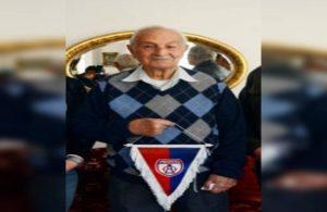 Altınordu'nun 'Endaksi Vitali'si hayatını kaybetti
