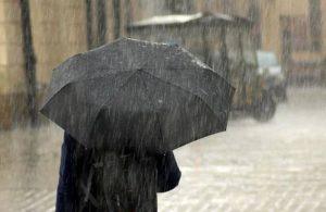 Meteoroloji'den 4 il için kar ve yağmur uyarısı