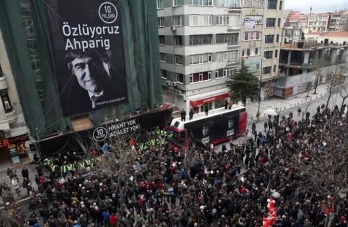 Hrant Dink anması salgın nedeniyle çevrimiçi olarak yapılacak