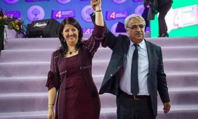 HDP Eş Başkanları'ndan aşı kararı