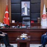 Adalet Bakanı Gül'den İstanbul Cumhuriyet Başsavcısı'na ziyaret