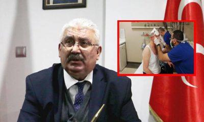 MHP'li Yalçın: Bu hareketin delisi çoktur, talimat falan dinlemezler