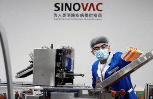Sinovac'tan Türkiye'den web sitesine erişim engeliyle ilgili açıklama