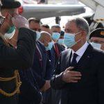 Milli Savunma Bakanı Akar, Irak'a gitti