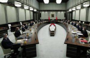 Yılın ilk Milli Güvenlik Kurulu toplantısı başladı
