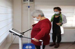 Mudanya ücretsiz diyetisyen hizmetiyle 2020'de 3,5 ton hafifledi