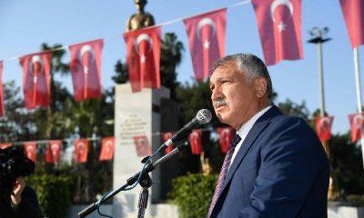Zeydan Karalar Adana'nın kurtuluşu için: Böyle ataların torunu olmanın gururunu yaşıyoruz