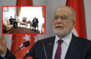 Karamollaoğlu'ndan Erdoğan'ın Asiltürk ziyaretine ilk yorum