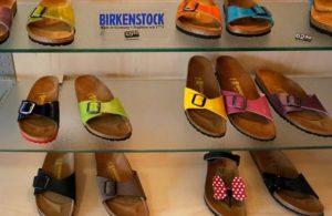 250 yıllık ayakkabı markası Birkenstock satılıyor