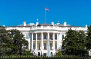 Beyaz Saray'ın yeni internet sitesinde gizli bir mesaj bulundu