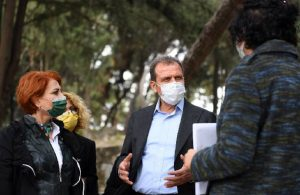 Büyükşehir'den Yamuktepe'ye destek