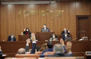Kartal Belediyesi'nde 2021 yılının ilk meclis toplantısı yapıldı