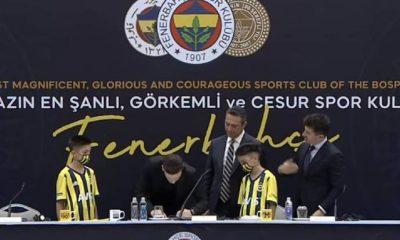 Mesut Özil imzayı attı: Benim için de hayaldi