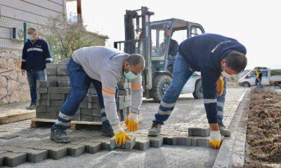Didim Belediyesi ekipleri çalışmalarını aralıksız sürdürüyor
