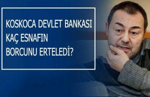 """""""Koskoca devlet bankası, 'Sen Serdar Ortaç'sın' dedi ve borcumu 8 ay erteledi"""""""