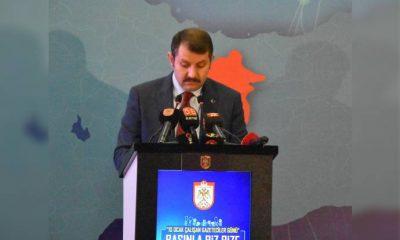 Anadolu Ajansı paylaşımını kaldırmıştı… Sivas Valisi: Aşılar illere dağıtıldı