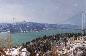 Meteoroloji'den güncelleme: İstanbul'a kar geliyor