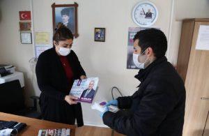 Efeler'den vatandaşlara ücretsiz takvim