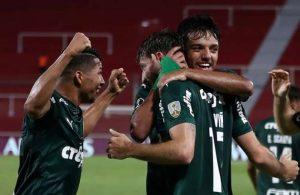 Libertadores'te ilk finalist Palmeiras