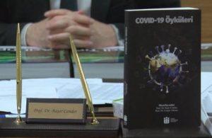 Acil tıp uzmanlarının 'Covid-19 Öyküleri' kitaplaştırıldı