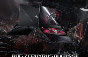 ROG Zephyrus Duo 15 SE tanıtıldı