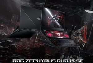 ROG Zephyrus Duo 15 SE