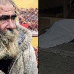 Sami Babacan adlı yurttaş soğuktan donarak hayatını kaybetti