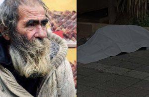 Kadıköy'de Sami Babacan adlı yurttaş donarak hayatını kaybetti