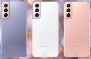 Samsung Galaxy S21 tüm özellikleri ortaya öıktı