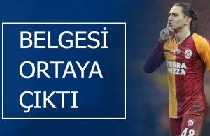 Taylan, Galatasaray'dan aldığı 4 milyon lirayı Erzurumspor'a verdi iddiası