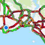 İstanbul'da yoğun trafik… Yüzde 80'e yaklaştı