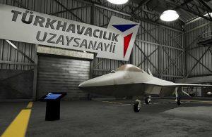 Türk Havacılık ve Uzay Sanayi'nin 2021 takviminde yer alan ifadeler dikkat çekti!